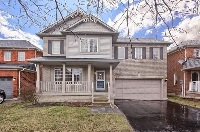 22 Steckley St, Aurora, ON L4G 7K7 (#N4415354) :: Jacky Man | Remax Ultimate Realty Inc.