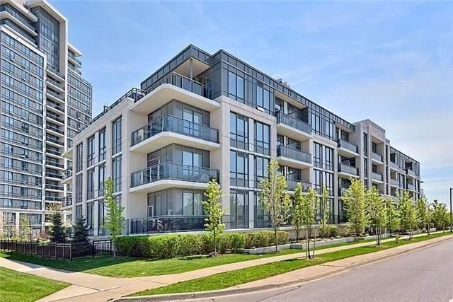 95 North Park Rd #315, Vaughan, ON L4J 0J1 (#N4415516) :: Jacky Man | Remax Ultimate Realty Inc.