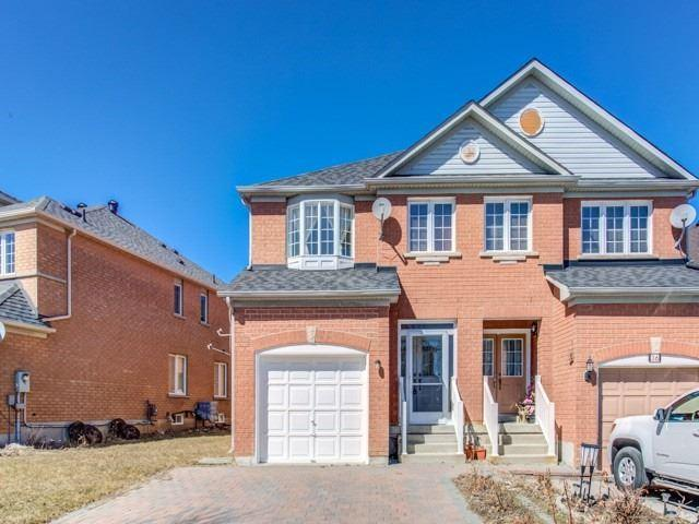 38 Tara Cres, Markham, ON L3S 4S8 (#N4418463) :: Jacky Man | Remax Ultimate Realty Inc.