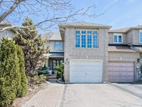 47 Breezeway Cres, Richmond Hill, ON L4S 1V6 (#N4420861) :: Jacky Man   Remax Ultimate Realty Inc.