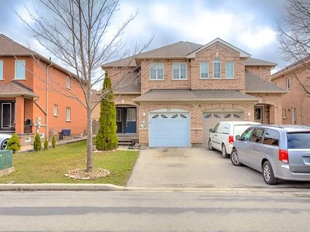 19 Ed Quigg Way, Vaughan, ON L4H 2S2 (#N4422955) :: Jacky Man   Remax Ultimate Realty Inc.