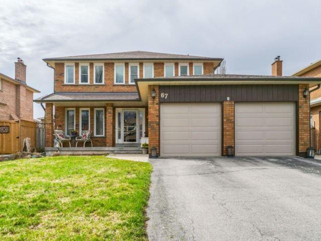 67 Bramble Cres, Whitchurch-Stouffville, ON L4A 7Y6 (#N4425146) :: Jacky Man | Remax Ultimate Realty Inc.