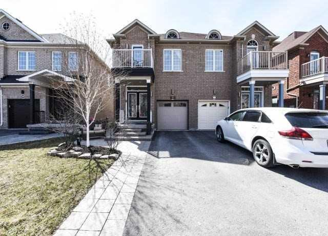 34 Arco Circ, Vaughan, ON L6A 3Z7 (#N4425242) :: Jacky Man | Remax Ultimate Realty Inc.