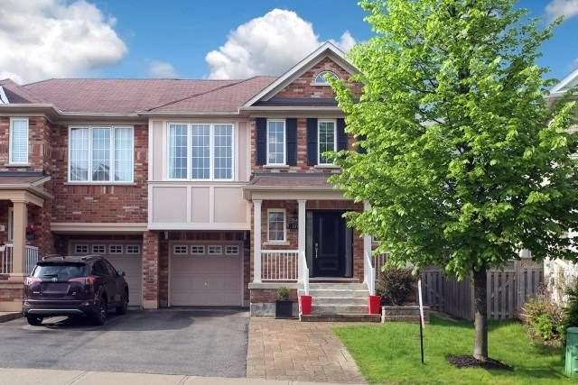 107 Alfred Smith Way, Newmarket, ON L3X 3B8 (#N4476739) :: Jacky Man | Remax Ultimate Realty Inc.