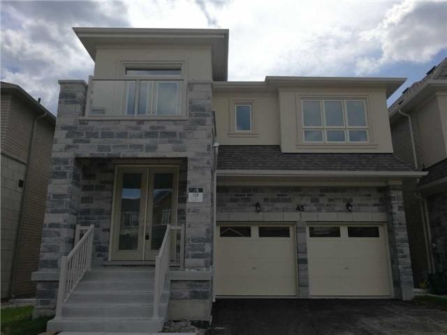 45 Mondial Cres, East Gwillimbury, ON L9N 0S1 (#N4489108) :: Jacky Man | Remax Ultimate Realty Inc.