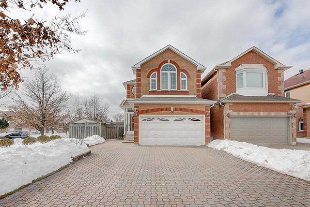 306 Milliken Meadows Dr, Markham, ON L3R 0V8 (#N4696294) :: Jacky Man | Remax Ultimate Realty Inc.