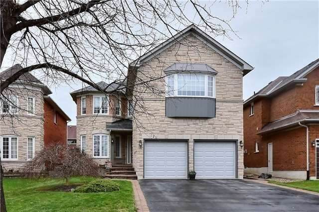 121 Bretton Circ, Markham, ON L3S 3P9 (#N4895619) :: The Ramos Team