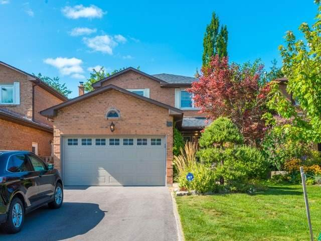 38 Colonel Butler Dr, Markham, ON L3P 6B4 (#N4899040) :: The Ramos Team