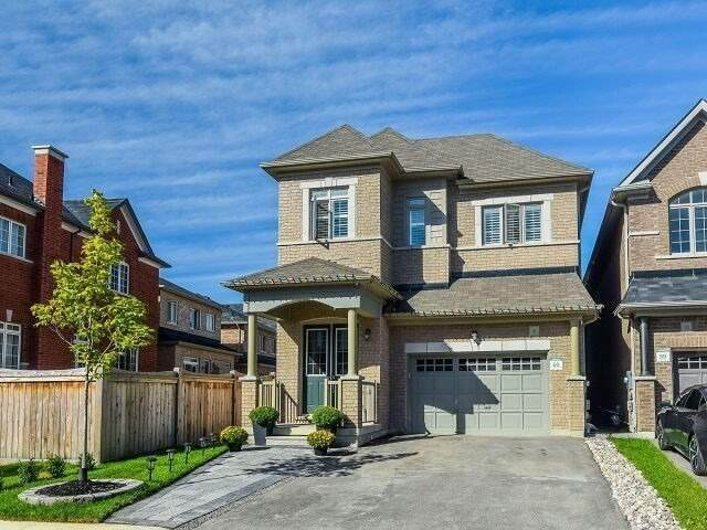 8 Beechborough Cres, East Gwillimbury, ON L9N 0P2 (#N4915135) :: The Ramos Team