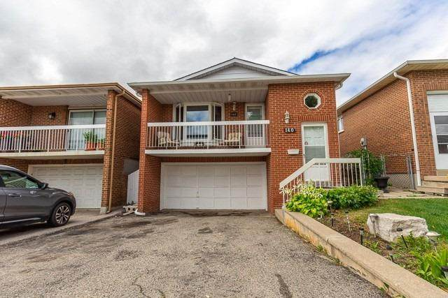 140 Aberdeen Ave, Vaughan, ON L4L 1C2 (#N4918285) :: The Ramos Team