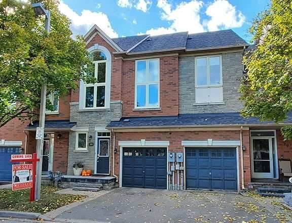 180 Blue Willow Dr #30, Vaughan, ON L4L 9C9 (#N4964670) :: The Johnson Team