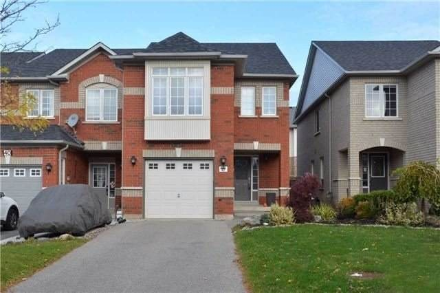 42 Village Vista Way, Vaughan, ON L6A 3S4 (#N5088951) :: The Johnson Team