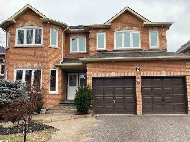 9 Sadot Crt, Vaughan, ON L4J 8A8 (MLS #N5134374) :: Forest Hill Real Estate Inc Brokerage Barrie Innisfil Orillia