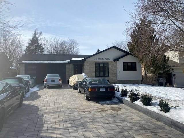 10 Birchard Blvd, East Gwillimbury, ON L0G 1M0 (MLS #N5138667) :: Forest Hill Real Estate Inc Brokerage Barrie Innisfil Orillia