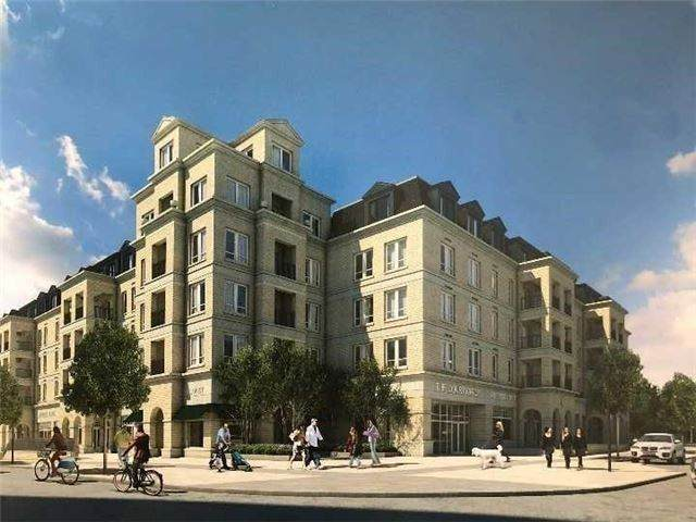 101 Cathedral High St #316, Markham, ON L8C 0P1 (#N5346160) :: Royal Lepage Connect