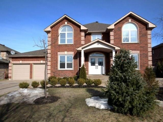 54 Crompton Dr, Barrie, ON L4M 6N1 (#S4054681) :: Beg Brothers Real Estate