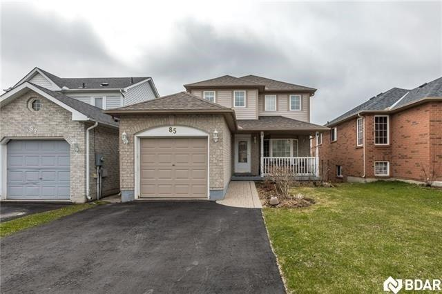 85 Copeman Cres, Barrie, ON L4N 8B4 (#S4113437) :: Beg Brothers Real Estate