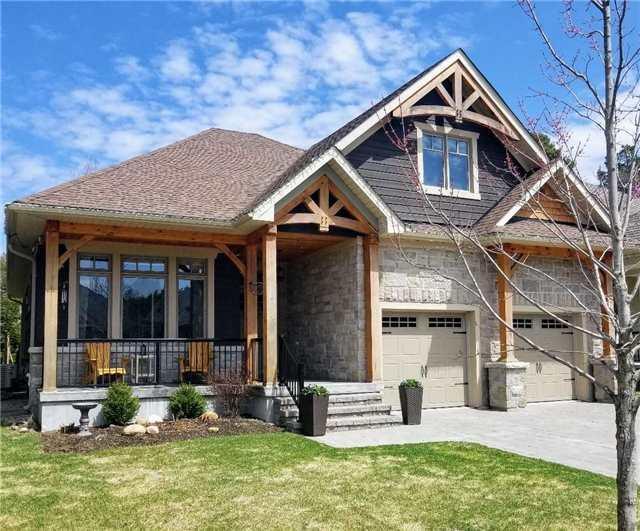 27 Landscape Dr, Oro-Medonte, ON L0L 2L0 (#S4116022) :: Beg Brothers Real Estate