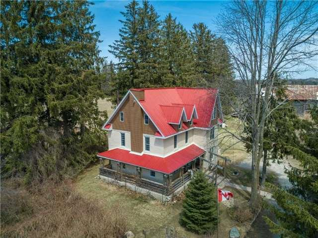 1073 N Line 11 Line, Oro-Medonte, ON L0L 1T0 (#S4117032) :: Beg Brothers Real Estate