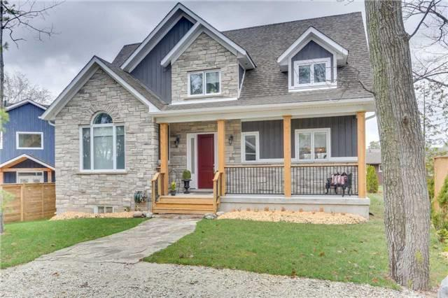2050 W River Rd, Wasaga Beach, ON L9Z 2W1 (#S4127952) :: Beg Brothers Real Estate