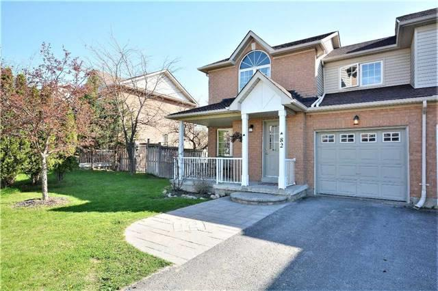82 Trevino Circ, Barrie, ON L4M 6T8 (#S4129593) :: Beg Brothers Real Estate