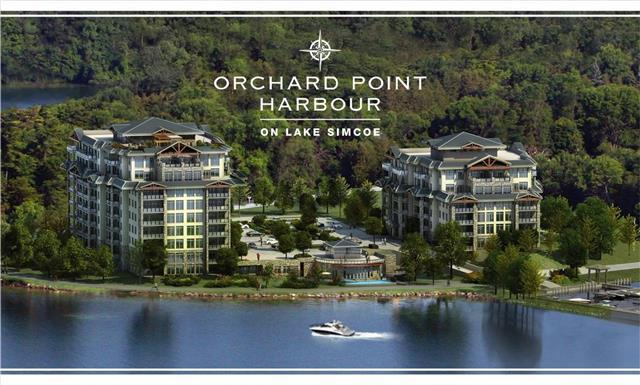 90 Orchard Point Rd #705, Orillia, ON L3V 1C6 (#S4129813) :: Beg Brothers Real Estate