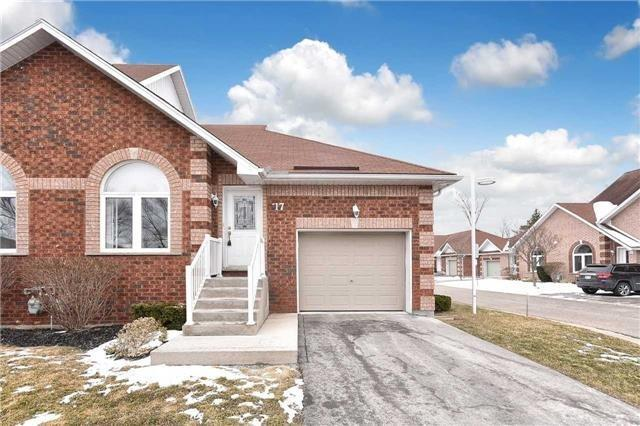 358 Little Ave #17, Barrie, ON L4N 2Z6 (#S4130293) :: Beg Brothers Real Estate