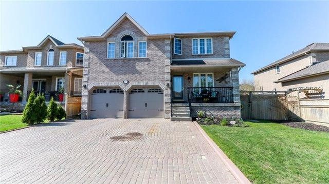 41 Russell Hill Dr, Barrie, ON L4N 0C2 (#S4131711) :: Beg Brothers Real Estate