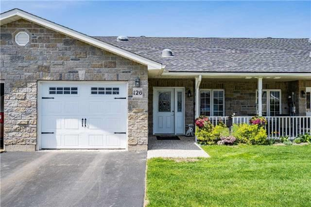 126 Greenway Dr, Wasaga Beach, ON L9Z 0E6 (#S4134184) :: Beg Brothers Real Estate