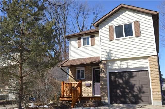 185 Hickling Tr, Barrie, ON L4M 5V1 (#S4135475) :: Beg Brothers Real Estate
