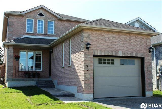 79 Russell Hill Dr, Barrie, ON L4N 0C1 (#S4137041) :: Beg Brothers Real Estate