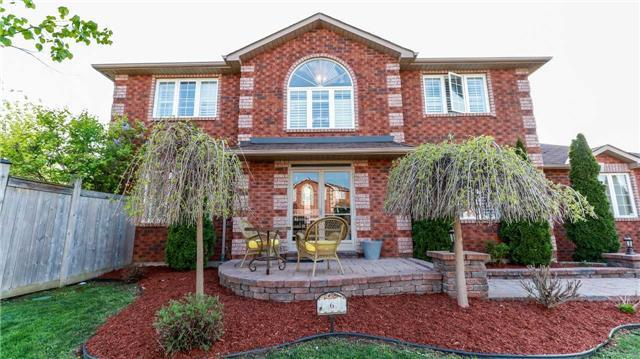 6 Michelle Dr, Barrie, ON L4N 5Y1 (#S4139893) :: Beg Brothers Real Estate