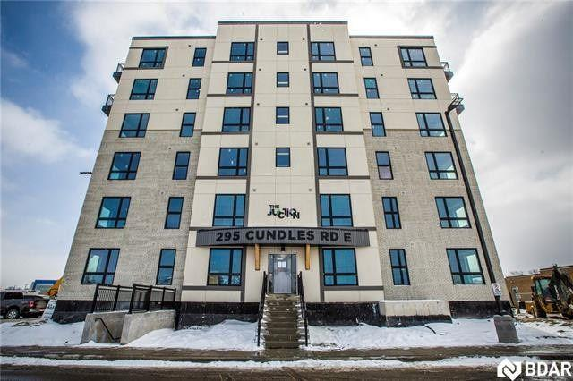 295 E Cundles Rd #307, Barrie, ON L4M 0K8 (#S4373311) :: Jacky Man | Remax Ultimate Realty Inc.