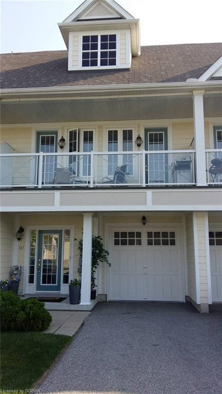 143 Wycliffe Cove, Tay, ON L0K 2A0 (#S4374022) :: Jacky Man | Remax Ultimate Realty Inc.