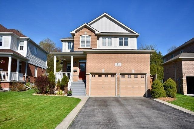 21 Pepin Crt, Barrie, ON L4M 7J4 (#S4490124) :: Jacky Man | Remax Ultimate Realty Inc.