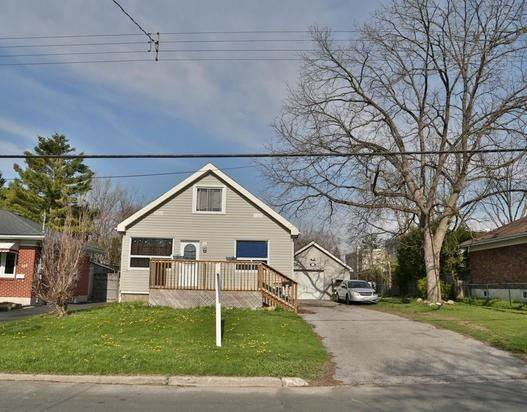 152 Puget St, Barrie, ON L3M 4N5 (#S5118771) :: The Johnson Team
