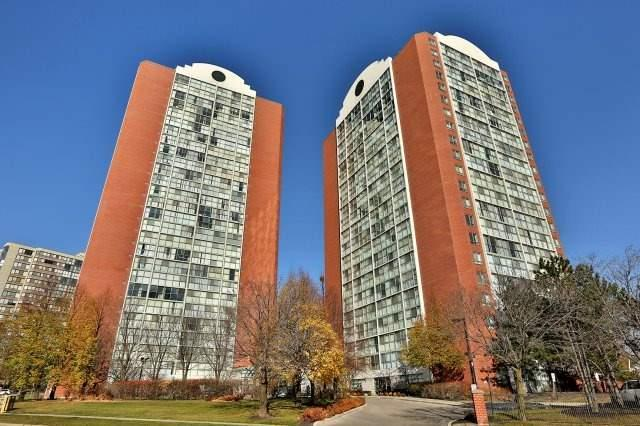 4205 Shipp Dr #2405, Mississauga, ON L4Z 2Y9 (#W3883839) :: Beg Brothers Real Estate