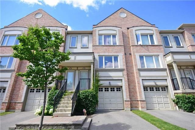 3050 Erin Centre Blvd #43, Mississauga, ON L5M 0P5 (#W3883941) :: Beg Brothers Real Estate
