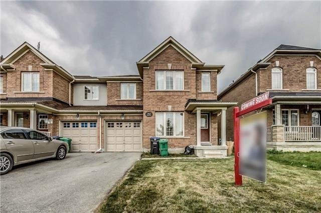 90 Fairwood Circ, Brampton, ON L4P 3Y1 (#W3884054) :: Beg Brothers Real Estate
