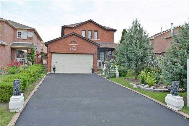 4707 Rosebush Rd, Mississauga, ON L5M 5H4 (#W3884056) :: Beg Brothers Real Estate