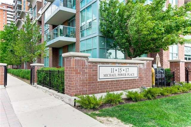 11 Michael Power Pl #311, Toronto, ON M9A 5G3 (#W3884076) :: Beg Brothers Real Estate