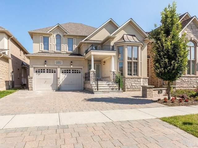 2431 Taylorwood Dr, Oakville, ON L6H 0C8 (#W3963588) :: Mark Loeffler Team
