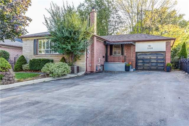 346 Ashbury Rd, Oakville, ON L6K 2M6 (#W3963711) :: Mark Loeffler Team