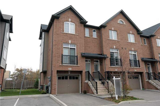 967 Reimer Common #16, Burlington, ON L7R 0C8 (#W3990300) :: Beg Brothers Real Estate