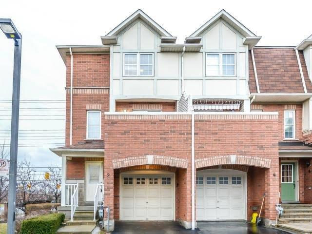 3030 Breakwater Crt #2, Mississauga, ON L5B 4N5 (#W4047483) :: Beg Brothers Real Estate
