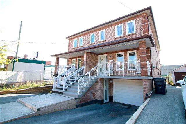 1860A Keele St, Toronto, ON M6M 3X5 (#W4058813) :: Beg Brothers Real Estate