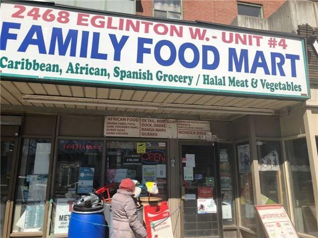 2468 W Eglinton Ave #4, Toronto, ON M6M 5E2 (#W4094926) :: Beg Brothers Real Estate