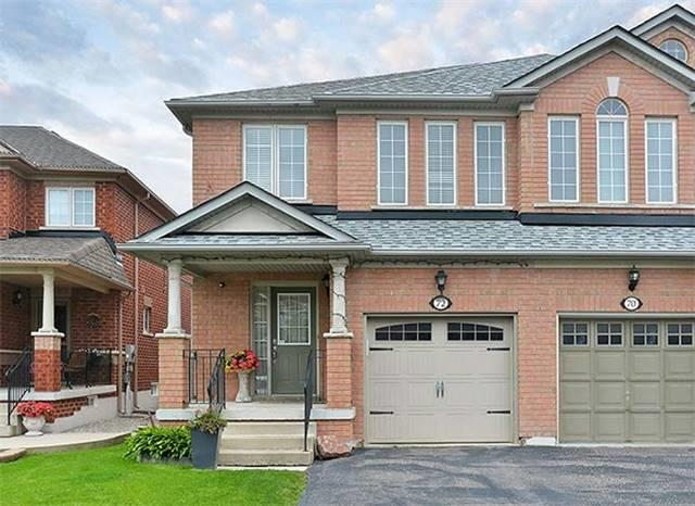 72 Lawren Harris Cres, Caledon, ON L7E 2W8 (#W4095502) :: Beg Brothers Real Estate