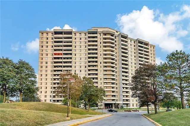 5 San Romano Way #1606, Toronto, ON M3N 2Y4 (#W4096764) :: Beg Brothers Real Estate