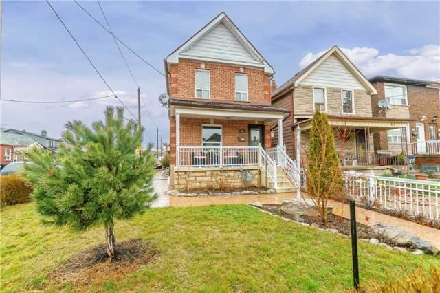 52 Norman Ave, Toronto, ON M6E 1G8 (#W4107458) :: Beg Brothers Real Estate